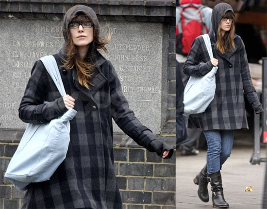 Keira Knightley to Star in London Boulevard With Colin Farrell