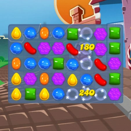 Mobile Games Like Candy Crush
