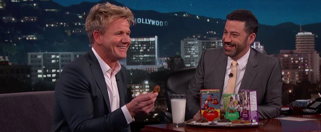 Watch Gordon Ramsay Diss the Most Sacred of American Classics: Girl Scout Cookies