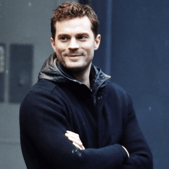 Fifty Shades Darker Jamie Dornan Set Pictures