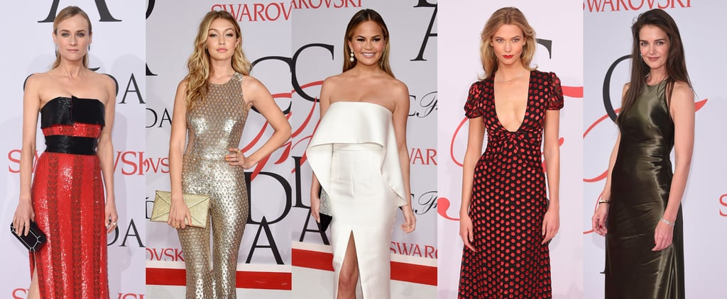 Vote For Your CFDA Awards Best Dressed