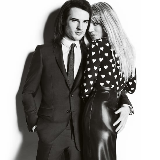 Sienna Miller and Tom Sturridge Share Trench Kisses in Burberry's Fall 2013 Ads