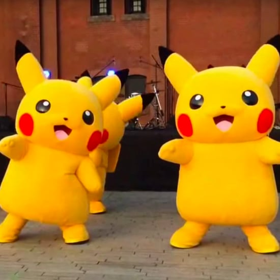 Pikachu Dancing to Beyoncé's Formation