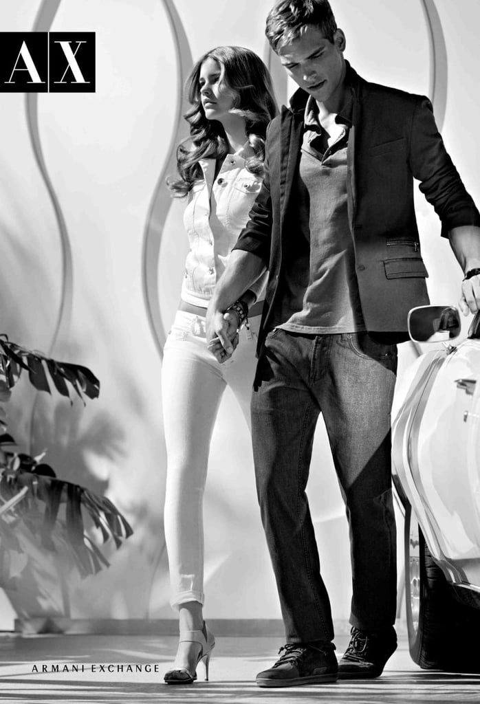 Armani Exchange Spring 2012 Ad Campaign
