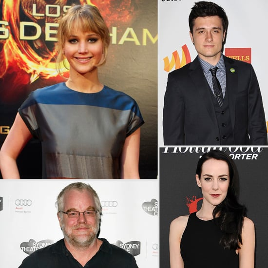See Who's Been Cast in The Hunger Games: Catching Fire
