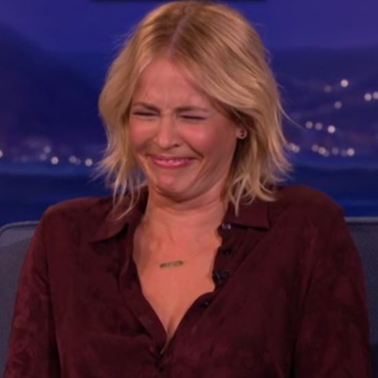 Andy Richter Jokes about Chelsea Handler on Conan | Video