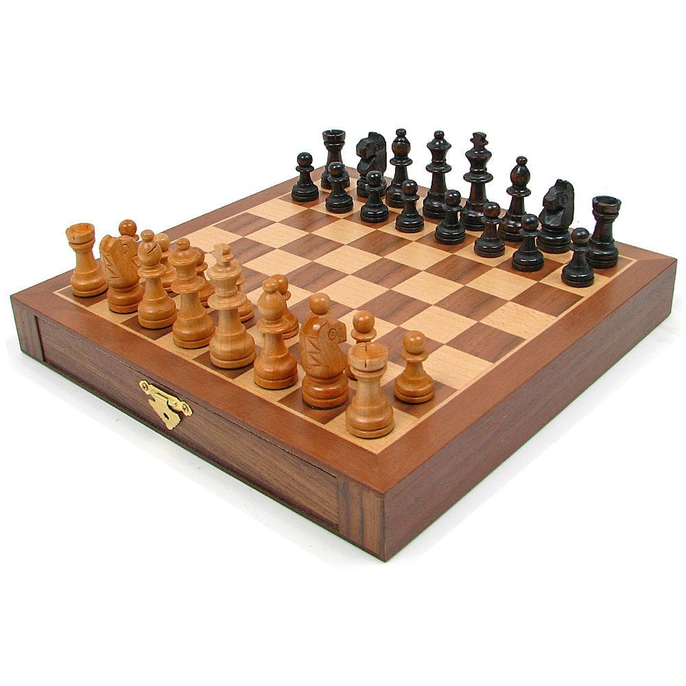 For 8-Year-Olds: Chessboard