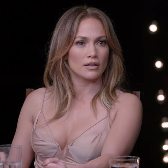 Jennifer Lopez's The Hollywood Reporter Interview May 2016