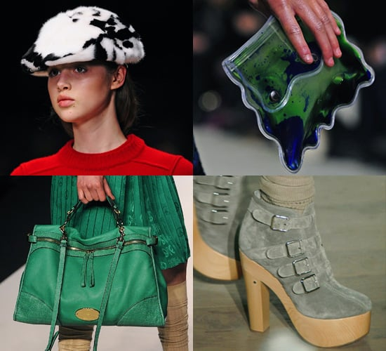 Photos of Autumn Winter Accessories at London Fashion Week