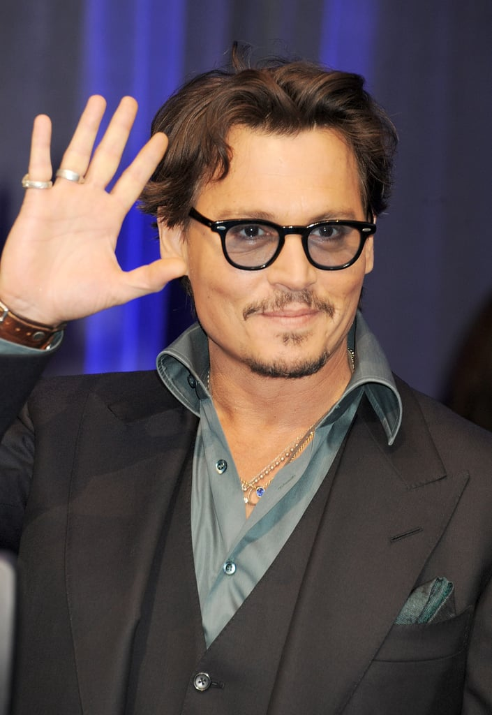 Penelope Cruz Makes a White-Hot Pirates Stop With Johnny Depp