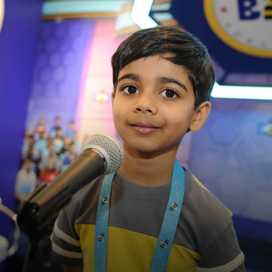 6-Year-Old Spelling Bee Contestant | Video