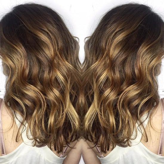 Balayage Hair Colour Inspiration