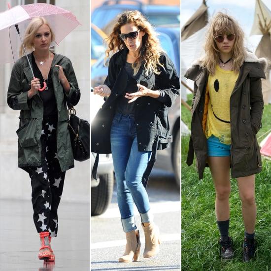 Best Parka Coats For Winter 2013