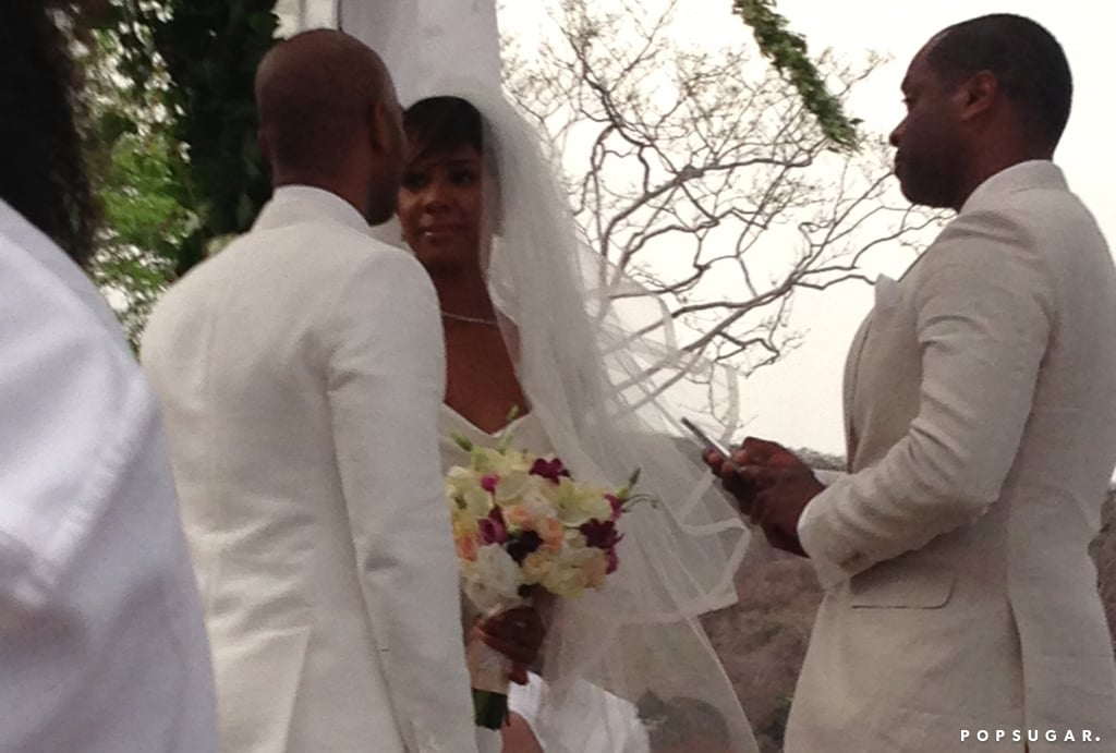Kelly Rowland Is Married!