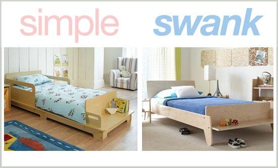 Simple or Swank: Mod Tot Beds