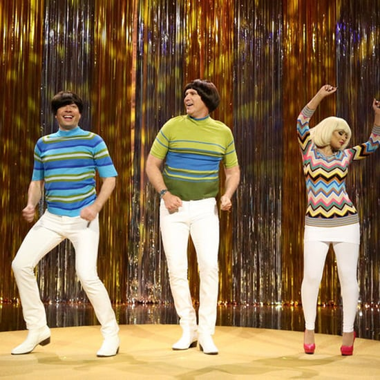 "Will Ferrell and Christina Aguilera ""Tight Pants"" on Fallon"
