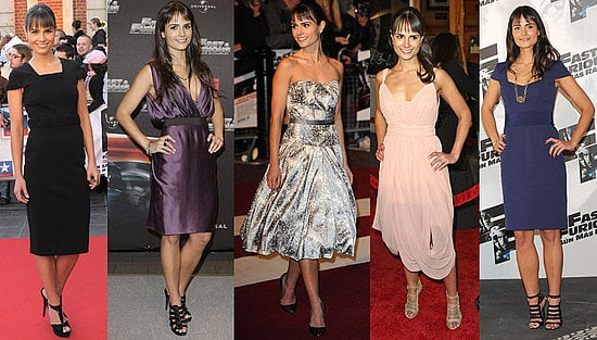 Sugar Shout Out: Jordana Brewster's Fast and Furious Fashion