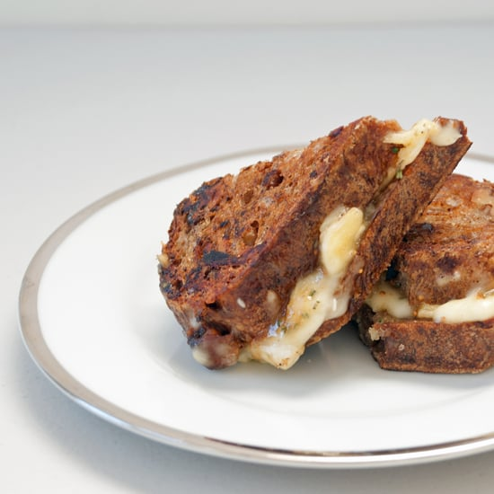Brie, Fig, and Walnut Grilled Cheese | POPSUGAR Food