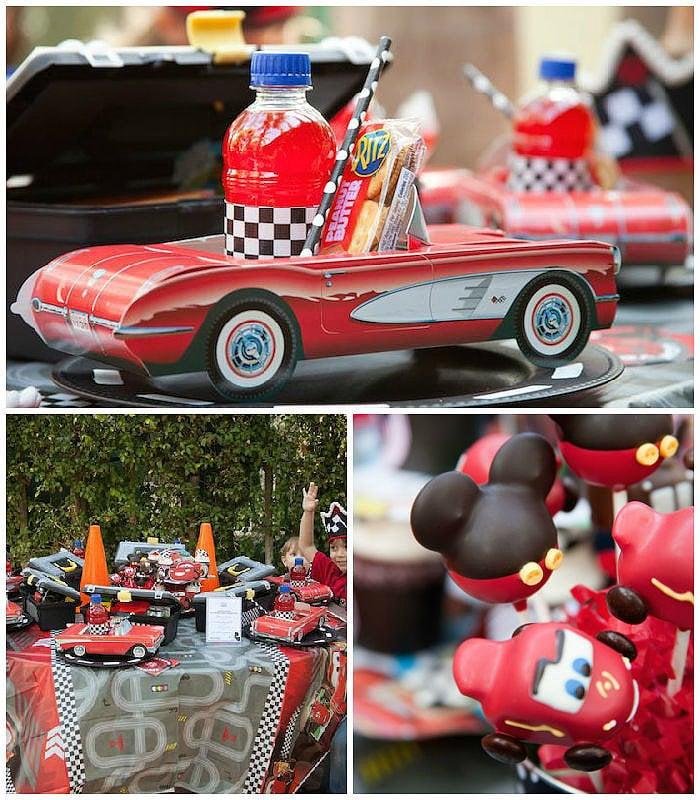 A Disney Cars Party