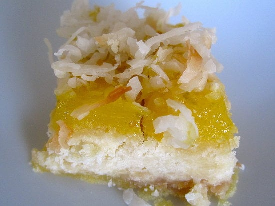 Sugar Shout Out: Coconut Lime Squares Are an Easy Treat