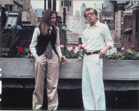 <b>Annie Hall</b>, 1977.
