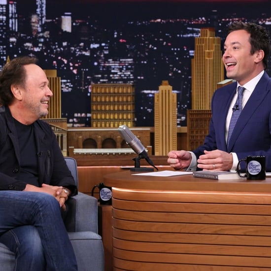 Billy Crystal And Jimmy Fallon Stories About Robin Williams