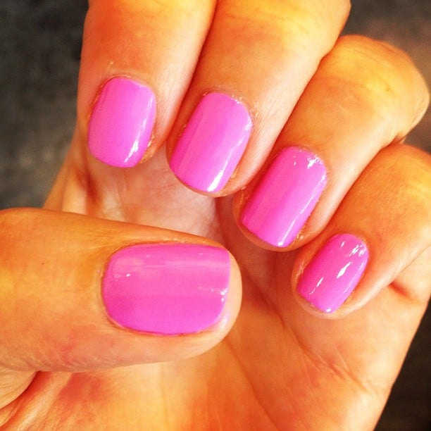 The mission has begun! Alison's trialling manicures for her upcoming wedding, first up? The Parlour Room for some Hello Darling goodness.