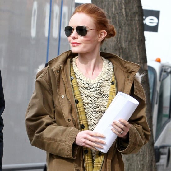 Kate Bosworth With Red Hair 2014