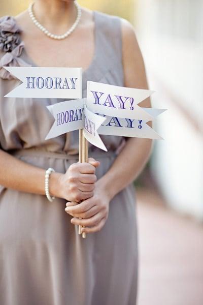 As Bridesmaid Bouquets