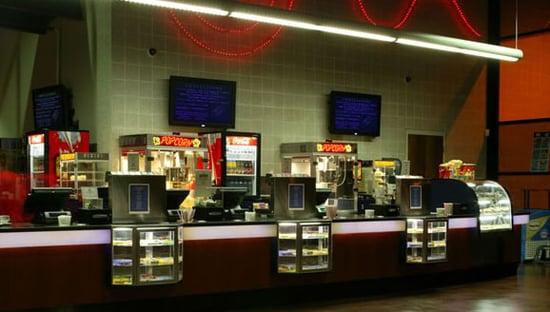 Movie Theater Food Breakdown