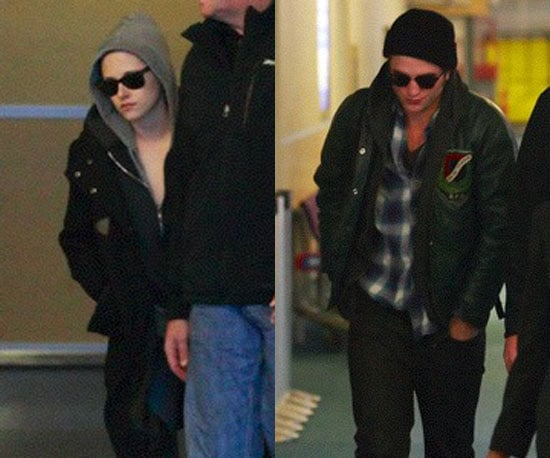 Condensed Sugar: Robert and Kristen Gear Up For New Moon