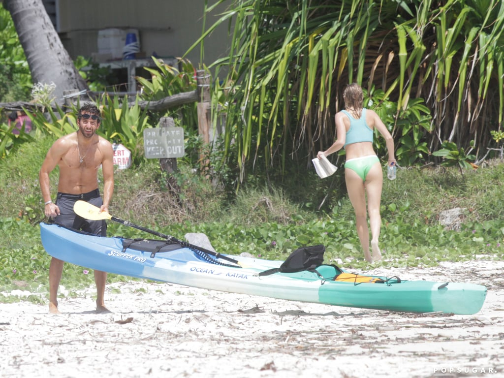 Bradley Cooper and Suki Waterhouse went on vacation in Hawaii.