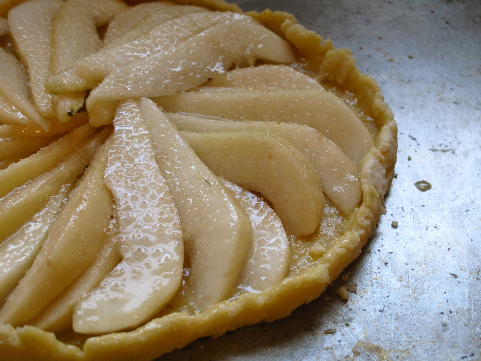 Photo Gallery: Pear Galette
