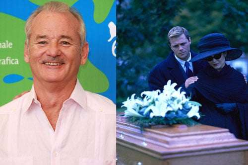 Bill Murray Joins Movie About Funeral-Staging