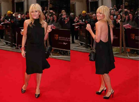 2008 TV Bafta Awards: Michelle Collins