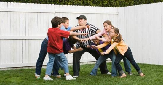 Should Parents Intervene in Kids' Argument?