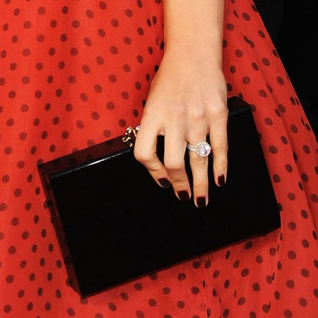 Celebrity Engagement Rings Spring 2012