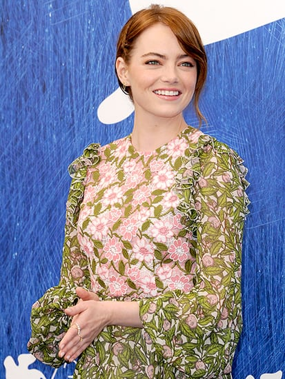 Emma Stone Talks Working Alongside 'Buddy' Ryan Gosling as La La Land Opens the 2016 Venice Film Festival