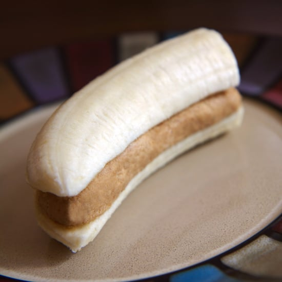 High-Protein Banana Peanut Butter Snack