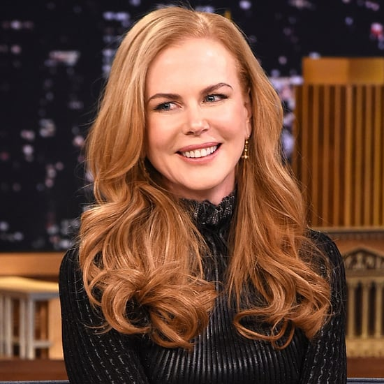 Nicole Kidman Explains Her Date With Jimmy Fallon