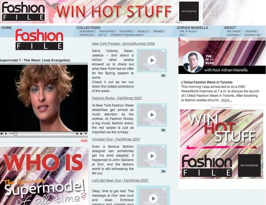 Fab Site: FashionFile.com