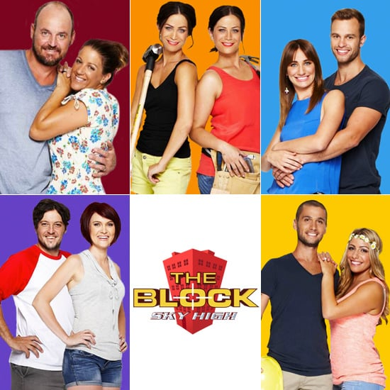 The Block Sky High 2013 Poll: Which Couple Will Win?