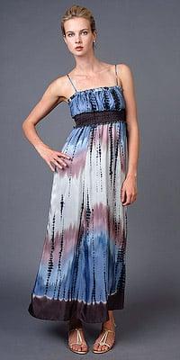 BCBG Dark Bluestone Dress