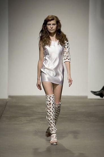 Los Angeles Fashion Week: Yotam Solomon Spring 2009