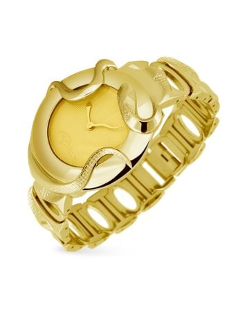 How To Wear A Gold Watch