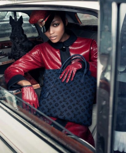 Louis Vuitton Chooses 16-Year-Olds Over Supermodels for Fall 2011 Ad Campaign