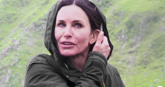 Courteney Cox: David Arquette Divorce Wasn't 'Dramatic,' But Split From Johnny McDaid Was 'So Brutal'