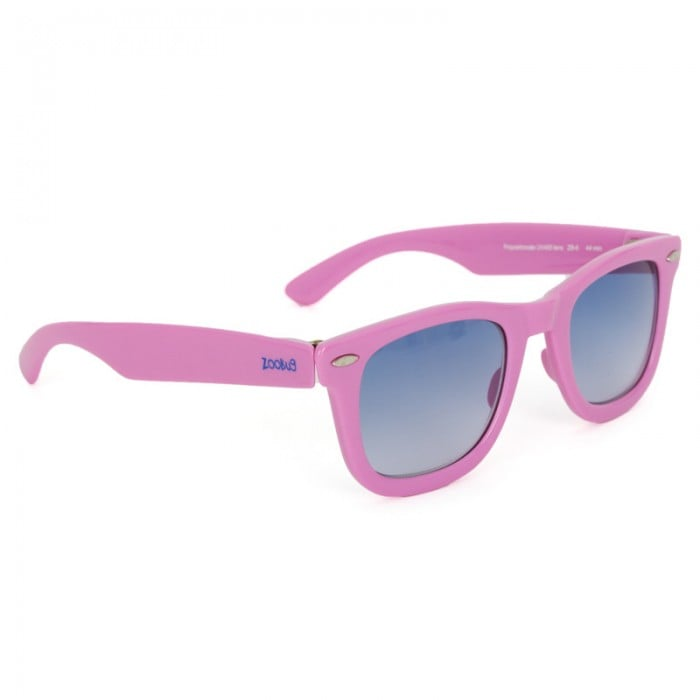 She'll be pretty in pink rocking these iconic Wayfarer sunglasses ($48).