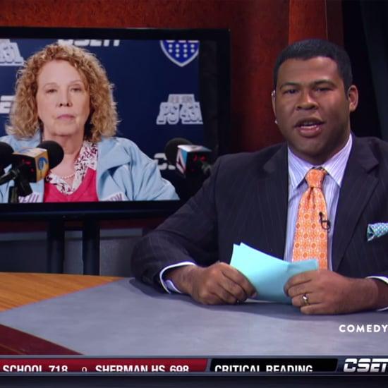 Key and Peele TeachingCenter Sports Parody