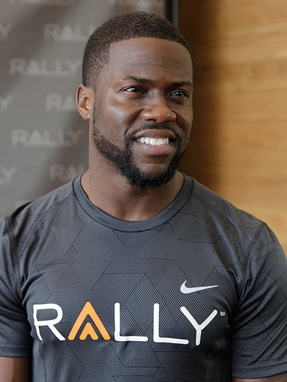 Kevin Hart on Working Out (Six Days a Week!) Eating Clean - and the One Splurge Food He Can't Resist